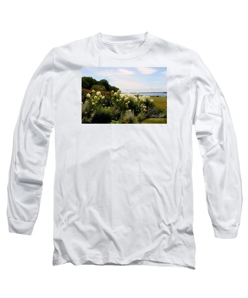 Bay View Bristol Rhode Island Long Sleeve T-Shirt