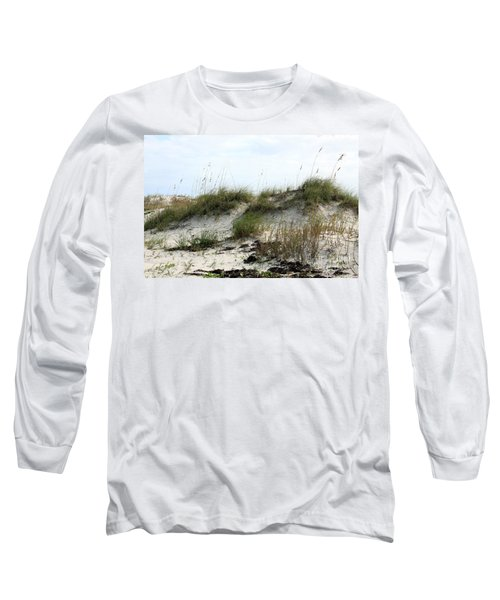 Long Sleeve T-Shirt featuring the photograph Beach Dune by Chris Thomas