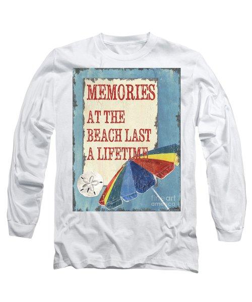 Beach Time 3 Long Sleeve T-Shirt