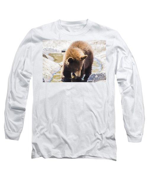 Bear Cub Long Sleeve T-Shirt