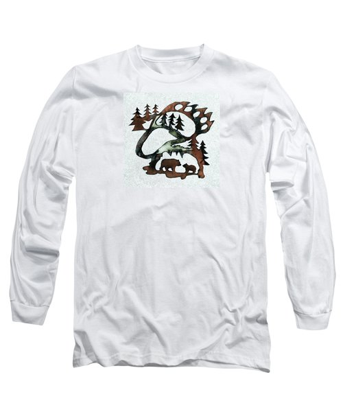 Bear Paw II 21 Long Sleeve T-Shirt