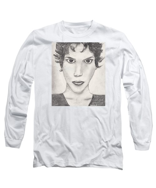 Beau Long Sleeve T-Shirt by David Jackson