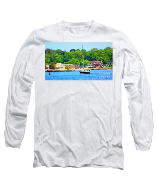 Beautiful Day For Sailing Long Sleeve T-Shirt
