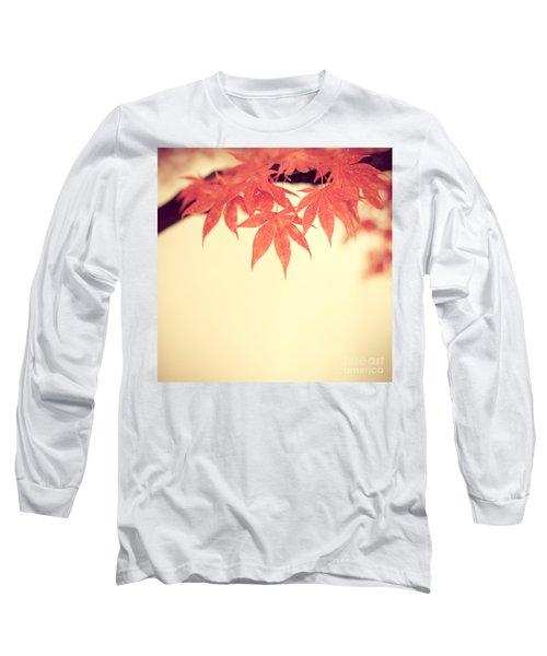 Beautiful Fall Long Sleeve T-Shirt