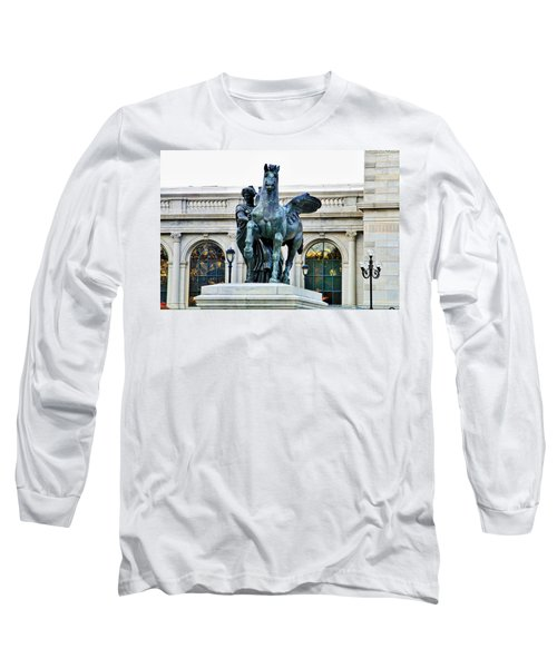 Beautiful Pegsus Long Sleeve T-Shirt