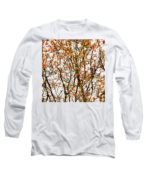 Beautiful Rowan 10 - Square Long Sleeve T-Shirt by Alexander Senin