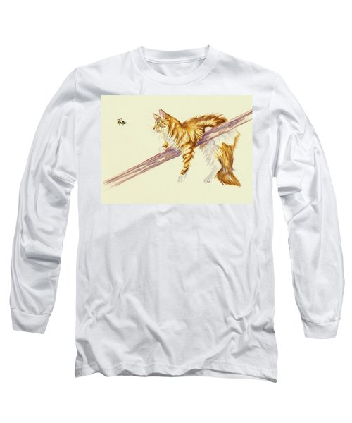 Bee Determined Long Sleeve T-Shirt