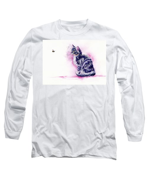 Bee-guiled Long Sleeve T-Shirt