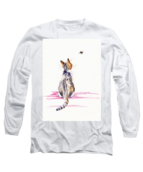 Bee-mused Long Sleeve T-Shirt