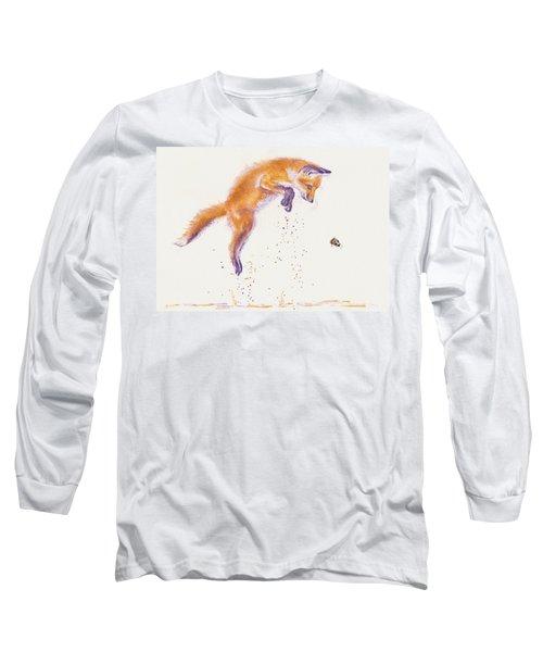 Bee Naive Long Sleeve T-Shirt