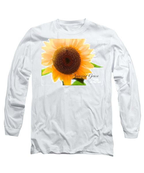 Bee Still Long Sleeve T-Shirt