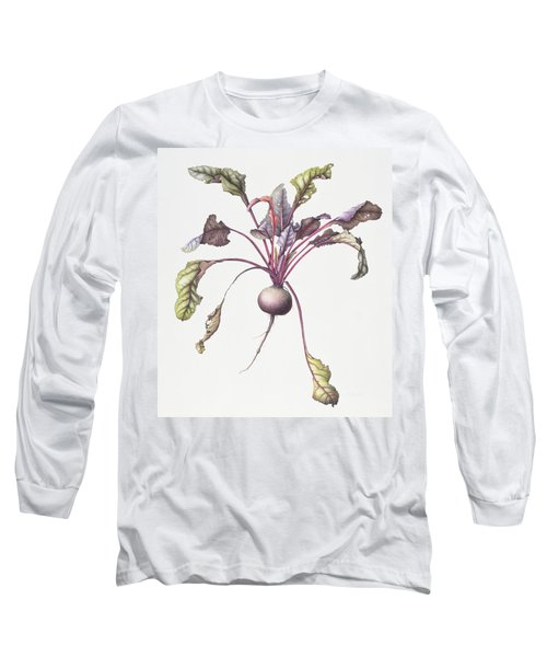 Beetroot Long Sleeve T-Shirt