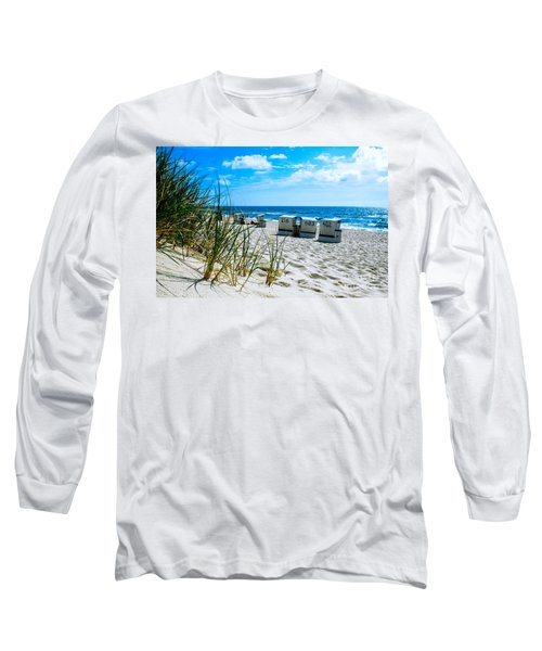 Behind The Dunes -light Long Sleeve T-Shirt
