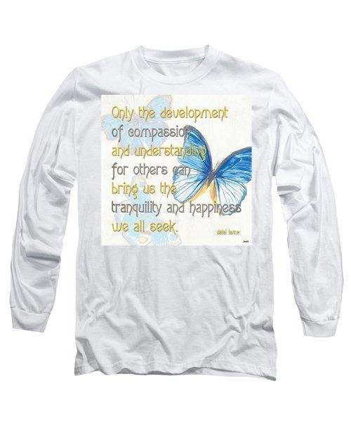 Bella Butterflies 1 Long Sleeve T-Shirt