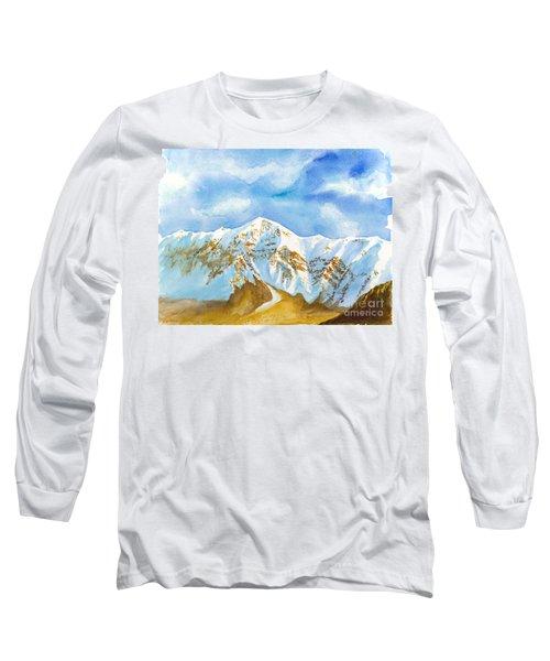 Ben Lomond Long Sleeve T-Shirt