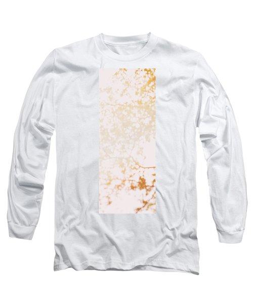 Beneath A Tree 14 4948 Triptych Set 1 Of 3 Long Sleeve T-Shirt