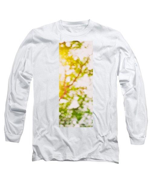 Beneath A Tree  14 5194  Diptych  Set 2 Of 2 Long Sleeve T-Shirt