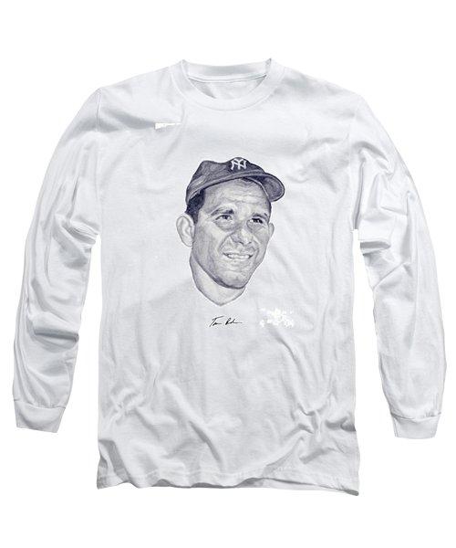 Berra Long Sleeve T-Shirt by Tamir Barkan
