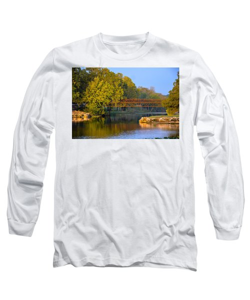Berry Creek Bridge Long Sleeve T-Shirt