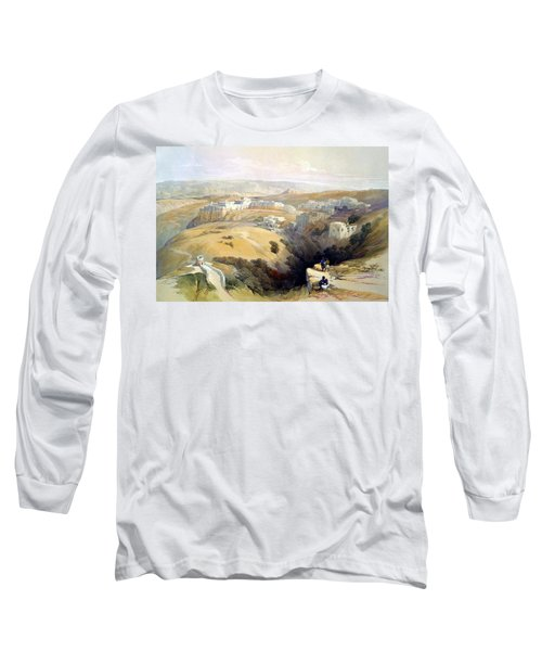 Bethlehem  Long Sleeve T-Shirt