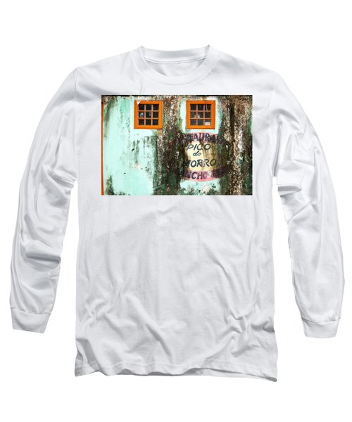 Between Time Marks Limited Edition 1 Of 1 Long Sleeve T-Shirt