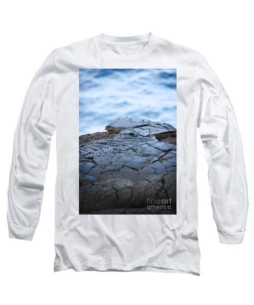 Long Sleeve T-Shirt featuring the photograph Between You And Me by Ellen Cotton