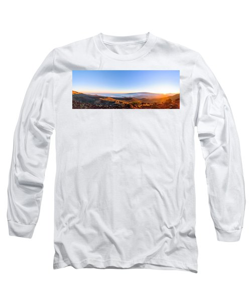 Big Island Sunset 2 Long Sleeve T-Shirt