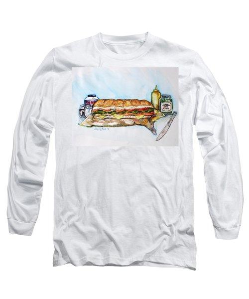Big Ol Samich Long Sleeve T-Shirt