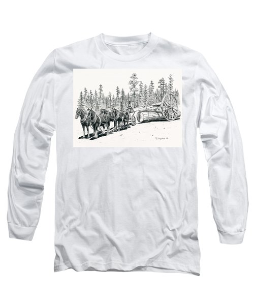 Big Wheels Long Sleeve T-Shirt