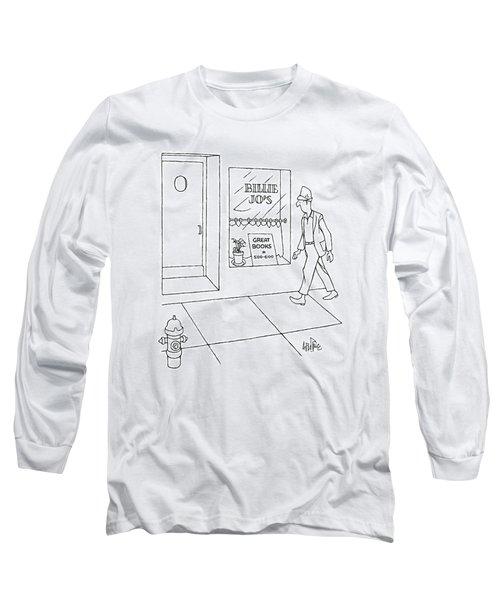 Billie Jo's Long Sleeve T-Shirt