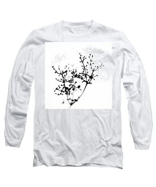 Biochemistry Of Winter 2 Long Sleeve T-Shirt by Alexander Senin