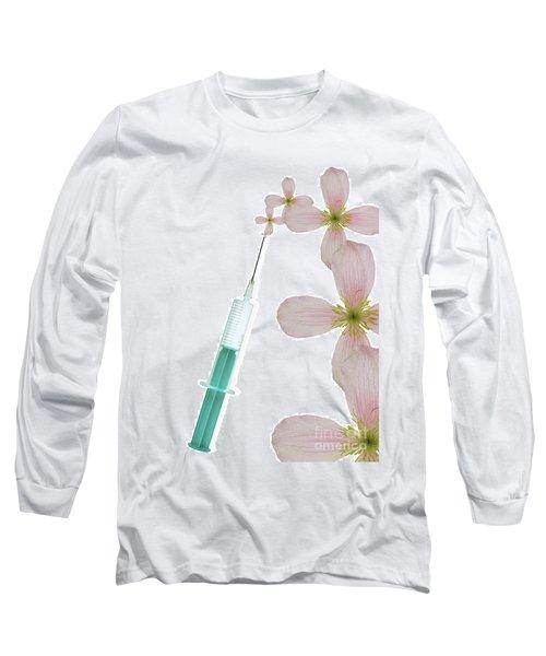 Bioengineering, Artwork Long Sleeve T-Shirt