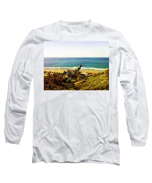 Birch Aquarium At La Jolla Long Sleeve T-Shirt
