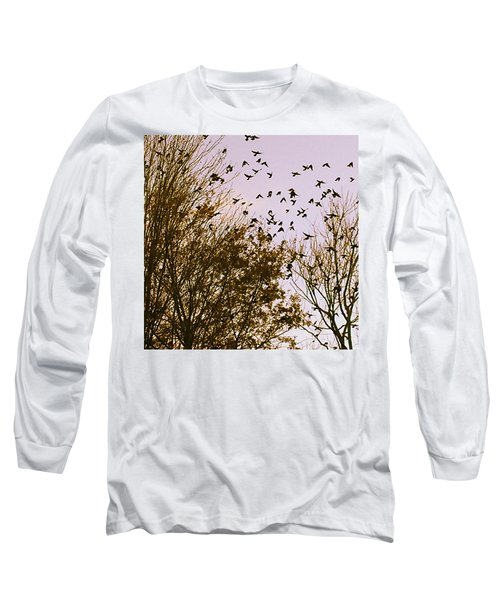 Birds Of A Feather Flock Together Long Sleeve T-Shirt