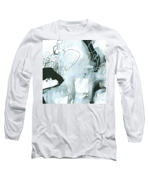 Black And White #1 Long Sleeve T-Shirt