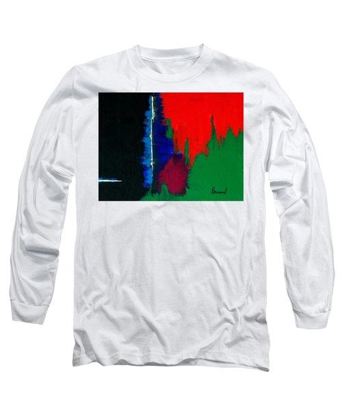 Black Forest #4 Long Sleeve T-Shirt