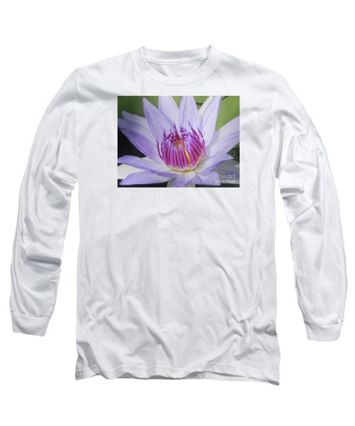 Long Sleeve T-Shirt featuring the photograph Blooming For You by Chrisann Ellis