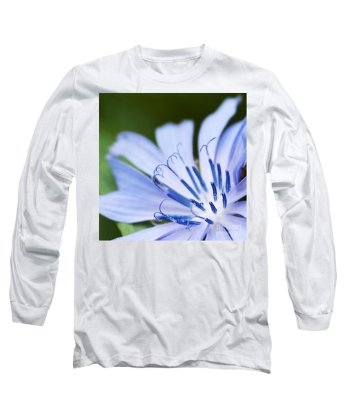 Blue Poetry.. Long Sleeve T-Shirt