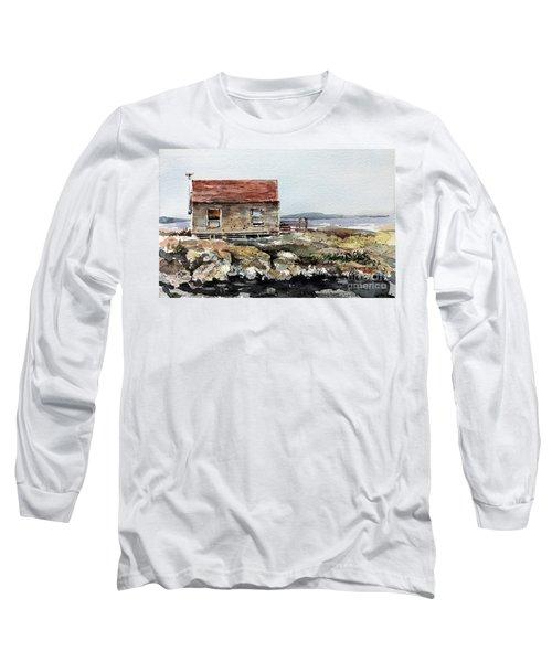 Blue Rocks Nova Scotia Long Sleeve T-Shirt