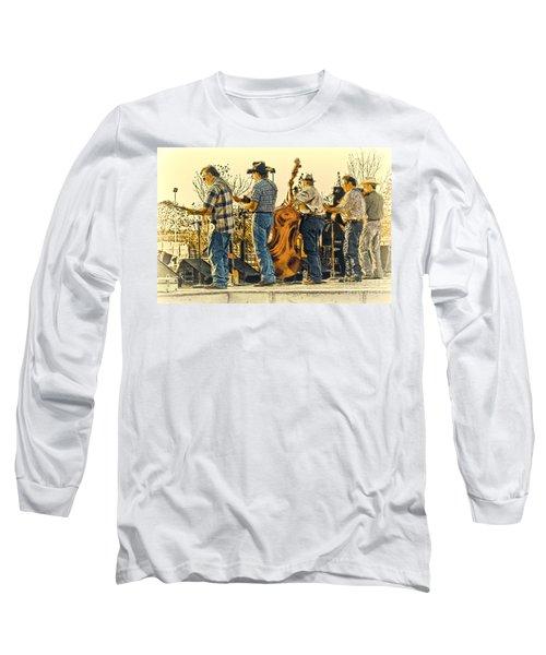 Bluegrass Evening Long Sleeve T-Shirt