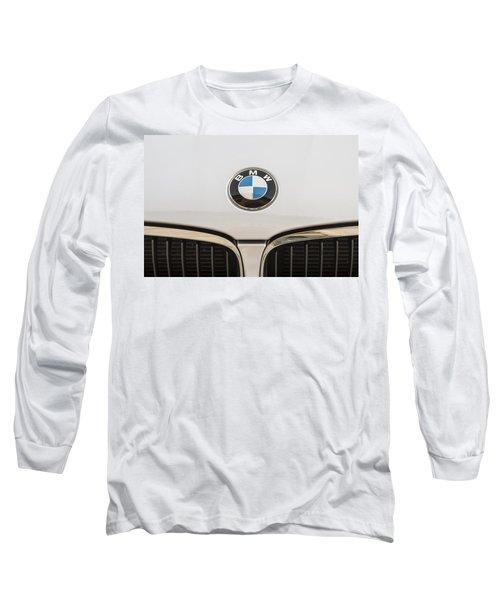 Bmw Emblem Long Sleeve T-Shirt