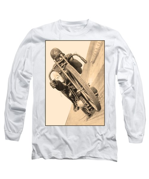 Board Track Racer Long Sleeve T-Shirt