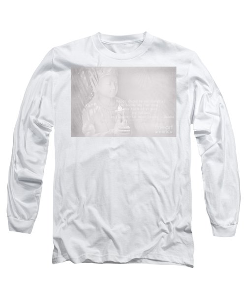Bodhisattva Long Sleeve T-Shirt
