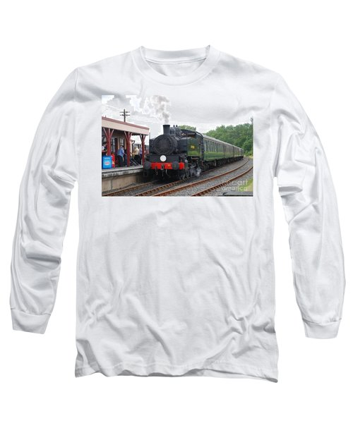 Bodiam Station Long Sleeve T-Shirt