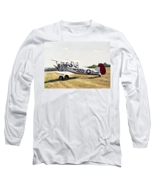 Boeing Stearman Long Sleeve T-Shirt