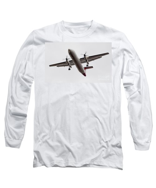 Bombardier Dhc 8 Long Sleeve T-Shirt