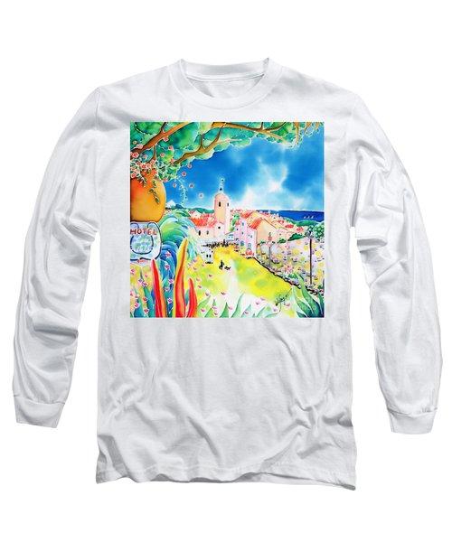 Bon Dimanche Long Sleeve T-Shirt