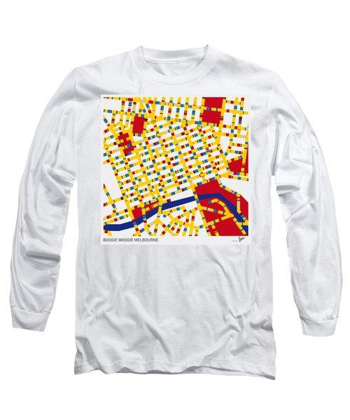 Boogie Woogie Melbourne Long Sleeve T-Shirt