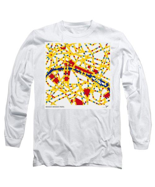 Boogie Woogie Paris Long Sleeve T-Shirt