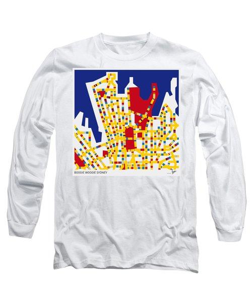 Boogie Woogie Sydney Long Sleeve T-Shirt